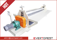 Three Roller Leveling Machine