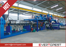 Aluminum Composite Panel Production Machine Line