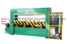 Aluminum Honeycomb Core Pressing Machine