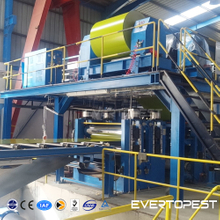 Aluminum PE Composite Panel Machine Continuous Production Line